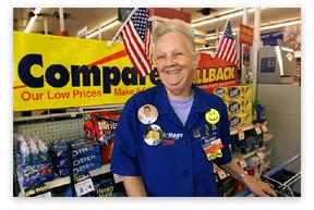 Canadian Walmart Workers Hope to Show Union the Door